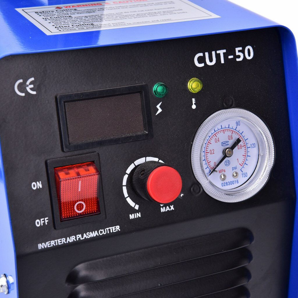 Plasma cutter with built-in inverter