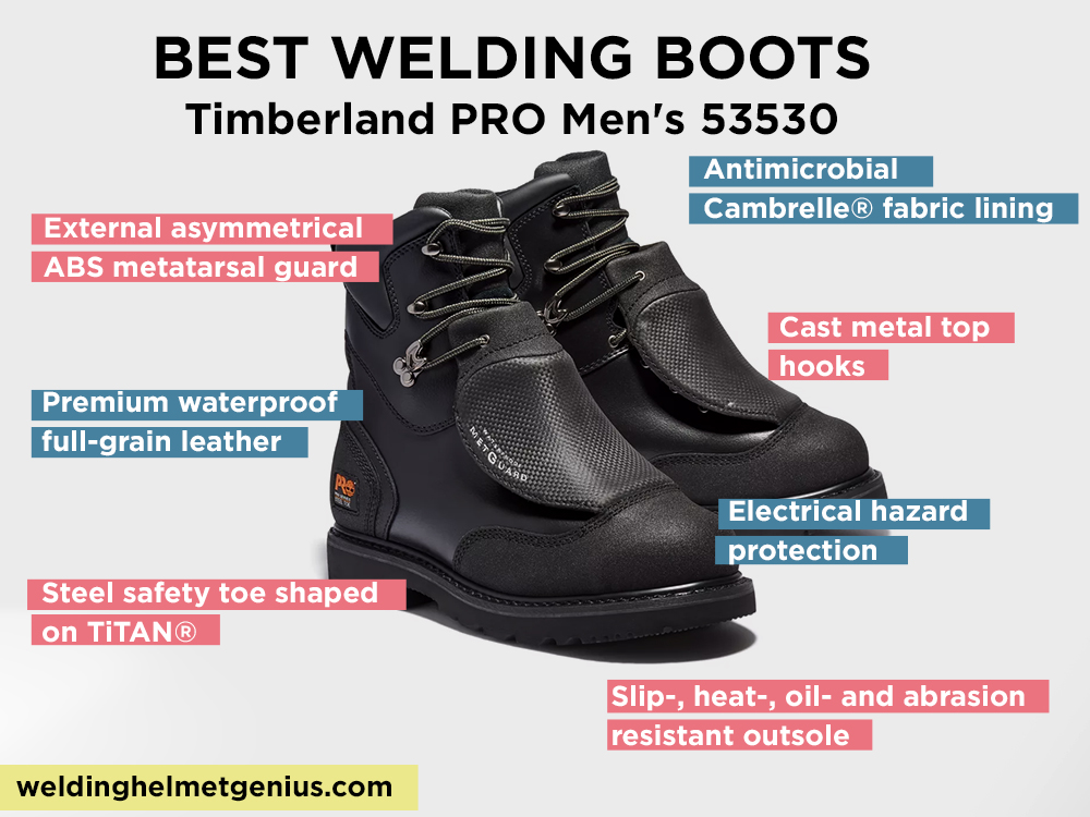 Timberland PRO Men's 53530 Review, Pros and Cons
