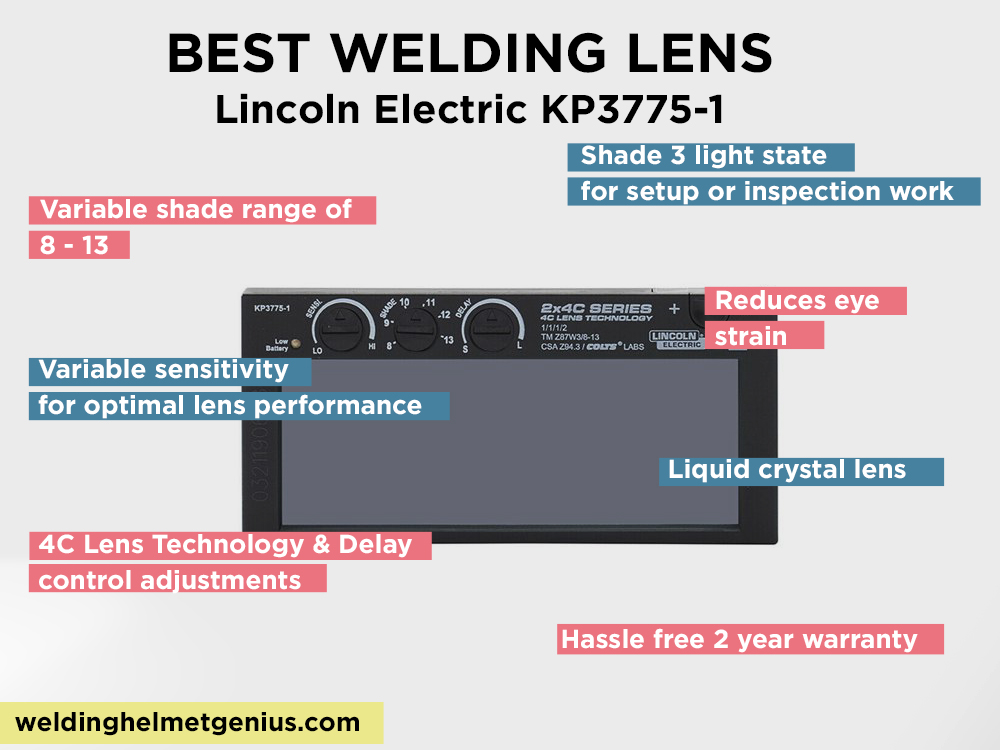 Lincoln Electric KP3775-1 Review, Pros and Cons