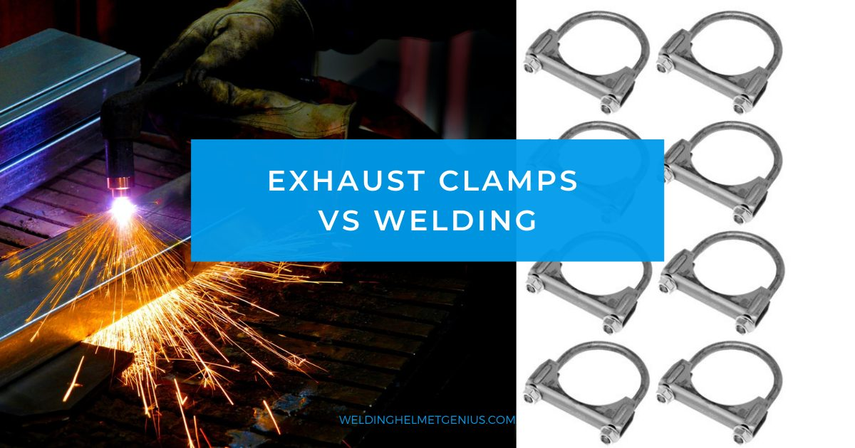 Exhaust Clamps vs. Welding: Which Method Should You Use?