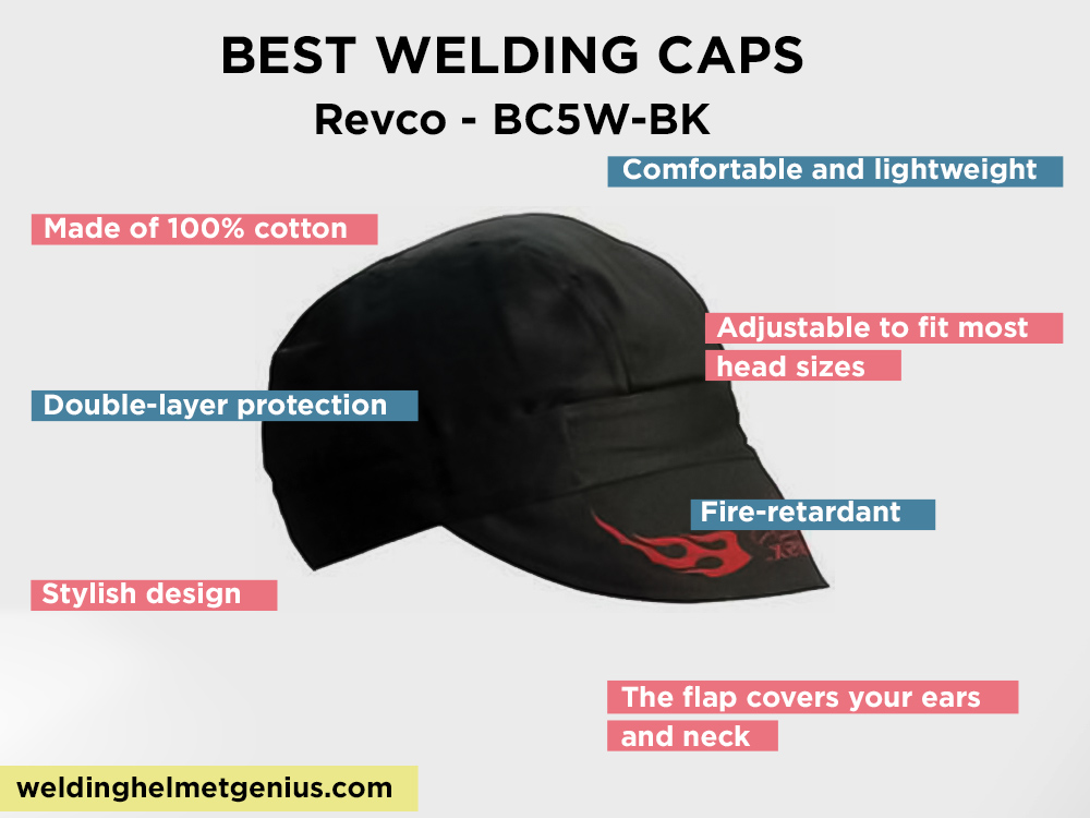 Revco - BC5W-BK Review, Pros and Cons