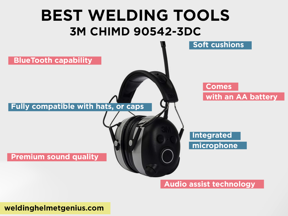3M CHIMD 90542-3DC Review, Pros and Cons