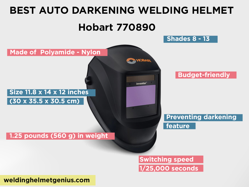 Hobart 770890 Review, Pros and Cons